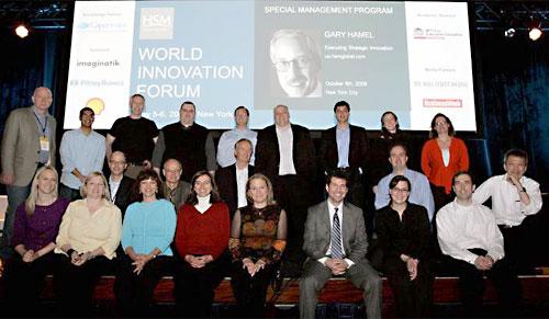 WIF Blogger Hub participants